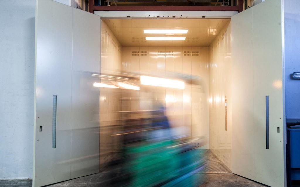 Ανελκυστήρες Φορτίων