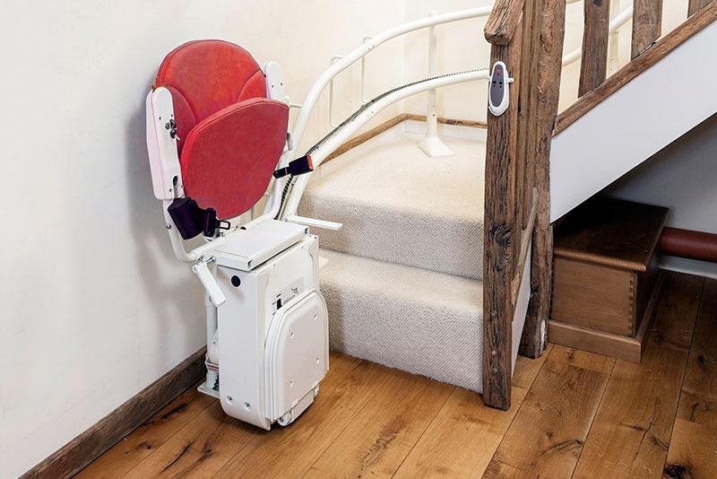 Ανελκυστήρες Σκάλας Καθίσματος