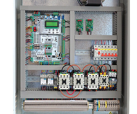 Πίνακας Ανελκυστήρα EL.CO Micro2 2speed