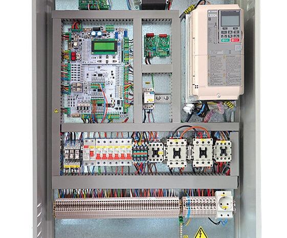 Πίνακας Ανελκυστήρα EL.CO Micro2 VVVF