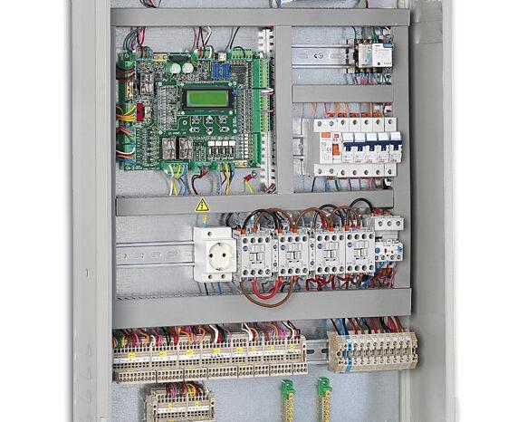 Πίνακας Ανελκυστήρα EL.CO Micro 2speeds