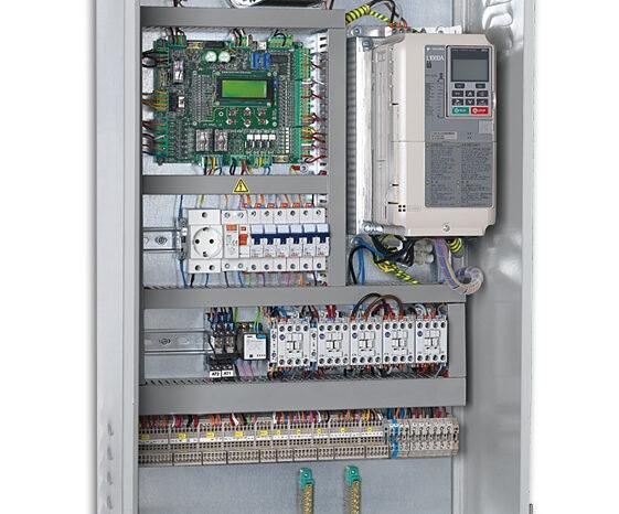 Πίνακας Ανελκυστήρα EL.CO Micro VVVF