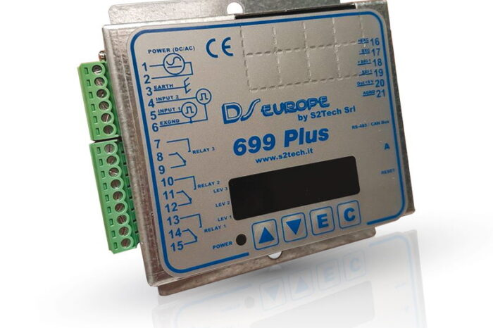 Ηλεκτρονικό υπέρβαρο 699 Plus